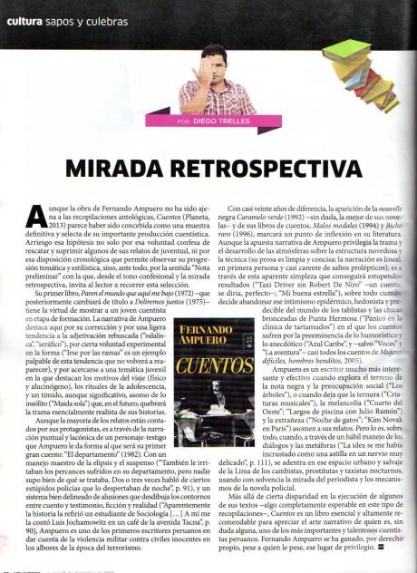 Cuentos-Fernando Ampuero